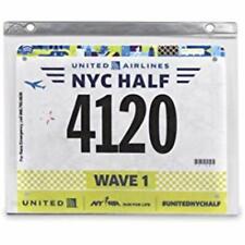 Bibfolio Race Display Vinyl Protector Sheets Designed By Gone Run 2 Pack (12 -