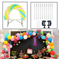 Adjustable Balloon Column Arch Stand Kit For Birthday Wedding Christmas Party sd