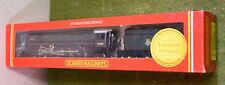 HORNBY OO GAUGE RAILWAY TRAINS R507 BR 4-6-2 LOCO BRITANNIA CLASS ROYAL TRAIN