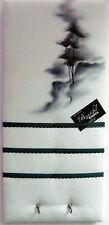Vintage Japanese Kimono Silk covered,Jewellery Hanger/Memo/Message/pin board