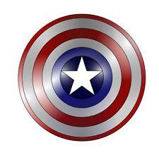 Captain America Shield Sticker Decal Graphic Vinyl Label