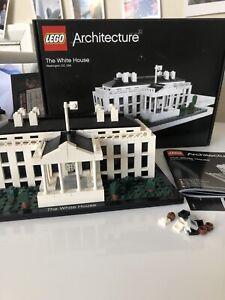 LEGO Architecture The White House (21006)