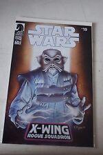 Star Wars Dark Horse Lucas Books Comics #19 X-Wing Rogue Squadron