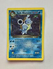 Pokemon DARK BLASTOISE 3/82 HOLO - English/Englisch
