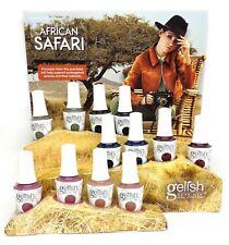 Harmony Gelish Soak-Off - AFRICAN SAFARI - All 6 Shades 1110314-1110319