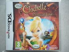 Clochette Et La Pierre De Lune Jeu Vidéo Nintendo DS