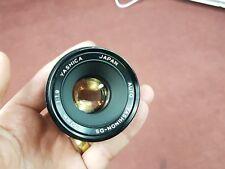 Yashica Yashinon 50 mm F1.9 Lens..