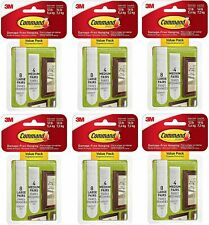3M Command Strips Self Adhesive Damage Free Wall Hanging Picture Frames CHEAP!!