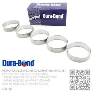 DURA-BOND PERFORMANCE CAM BEARINGS V8 GEN III LS1 5.7L [HOLDEN WH-WK STATESMAN]