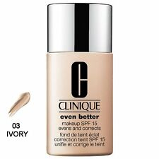 CLINIQUE Even Better Makeup SPF15 03 Ivory - fondotinta / foundation