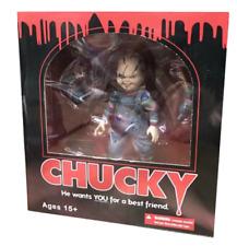 Child's Play Chucky Figura De Acción Muñeca De Terror modelo clásico villano PVC 10 Cm Nuevo