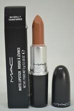 Mac Matte Lipstick - Naturally Transformed