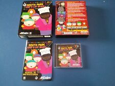South Park Chef Luv Shack Juego PC CD IBM - Español/Multilanguage - Akklaim