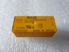 Relais de puissance DPST  24V 4A NAIS S2EB-24V
