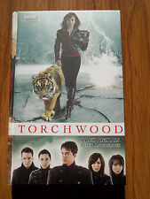 Torchwood Pack Animals Captain Jack Gwen Cooper Doctor Who Spinoff Hardback