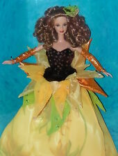 1998 SUNFLOWER BARBIE INSPIRED BY VINCENT VAN GOGH LIMITED EDITION COLLECTIBLE