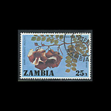 Zambia, Sc #161, Used, 1976,  World Forestry, 1118