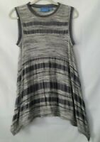 Women's Simply Vera Wang Cardigan Vest Sweater Sleeveless Top Size L