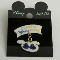 Disney Dance in Disney Shoes Pin