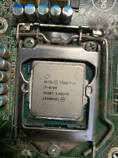 Intel Core i7-6700 3.40 GHz 4 Cores CPU 8MB LGA1151 +mobo
