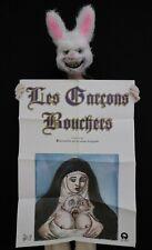 LES GARCONS BOUCHERS - Rare affiche sortie album - 1992 - Poster 92x65 cm