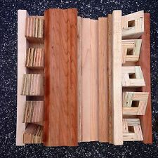 Diffuser City's 1' x 1' MLS / QRD type WOOD audio diffuser Unpainted Montreal