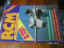 5µ?§ Revue RCM n°31 ASW 15 SZD 22 Mucha Cessna 500