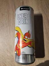 1 plena Energy Drink lata The Simpsons Homer can 250ml full Springfield cómic TV