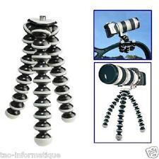 Trépied flexible pour appareils photos jusqu'à 2 kilos