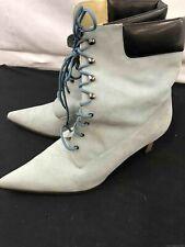 Valley Lane Women Blue Boots Size 12