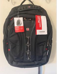 """Swiss Army Wegner Legacy 16"""" Backpack"""