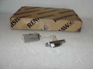 RENISHAW RA26BVA100B05V Encoder Read Head RESOLUTS UHV BiSS 26BIT/100DIA 0.5M FL