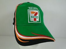 Team 7 Eleven #11 Tony Kanaan IndyCar Hat Adjustable Strap Indy 500 Andretti