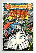 Superman Family Vol 1 No 189 Jun 1978 (VFN) 80 Page Dollar Comic,All New Stories