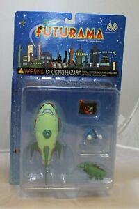 Futurama PLANET EXPRESS SHIP - ToyFare Action Figure Moore Collectibles