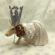 Wizard of Oz Glinda the Good Witch #7723 Cows on Parade Art Figurine