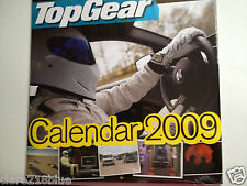 NEW Top Gear Official Calendar 2009 Collectable Christmas Stocking Filler