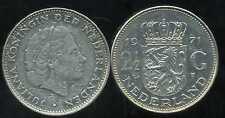 PAYS BAS  2 1/2  gulden  1971