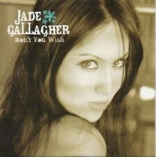 (AE164) Jade Gallagher, Don't You Wish - 2007 CD sealed