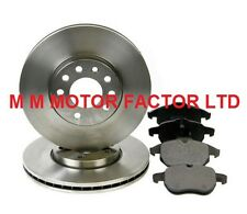 Vauxhall Vectra C 1.8, 1.9, 2.0 & 2.2 |2002-| Front Brake Discs & Pads |285mm|