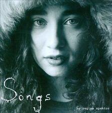 Songs by Regina Spektor (CD, Jul-2002, Audio & Video Labs, Inc.)