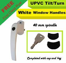 UPVC Window handle Tilt & Turn 40mm SPINDLE