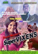 Russ Meyer's SUPERVIXENS region 1 NTSC DVD