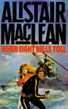 When Eight Bells Toll - Alistair MacLean Audio Book MP 3 CD Unabridged 10 Hrs