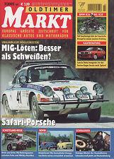 Markt 7-2005 - Fiat Dino, Rovin, BMW R26 - R28, Safari Porsche, Harley, Lancia