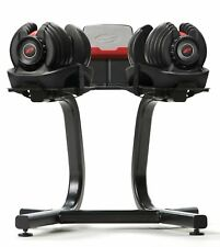 Bowflex SelectTech Dumbbell Stand w/Media Rack for 552 &1090 Stand Only