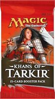 * Khans of Tarkir - Booster Pack x 1 * Brand New, English - From Sealed Box, MTG