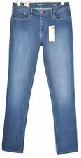 Levi's Stonewashed Cotton Mid Rise Jeans for Women