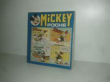 MICKEY POCHE MENSUEL n° 33  WALT DISNEY 1977
