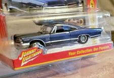 Johnny Lightning 1965 Pontiac Catalina 2+2 Diecast 1:64 Car 2016 Series #6
